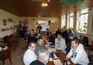 Teilnehmer Workshop Lehrling- Gesellen 2016